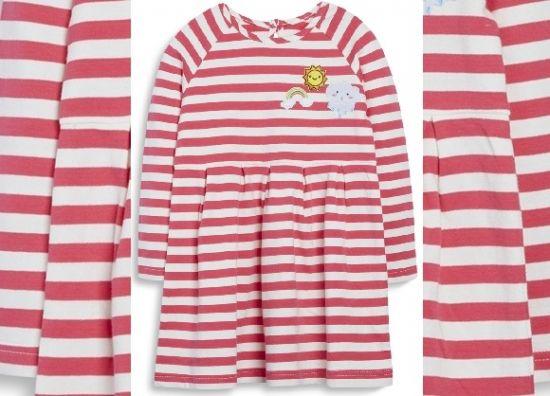 vestidos para bebé niña recién nacida