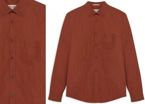 camisa para traje lisa formal Primark