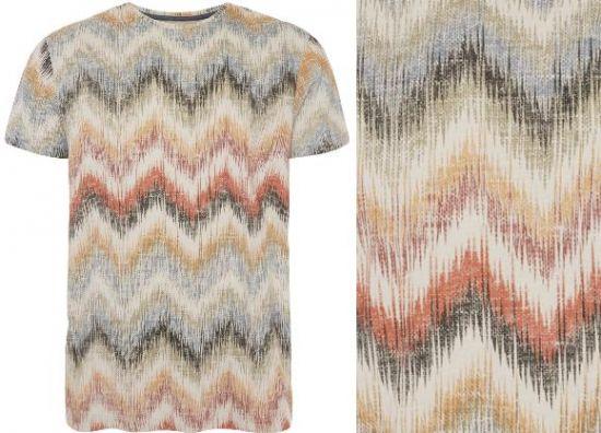 camiseta de algodón mujer