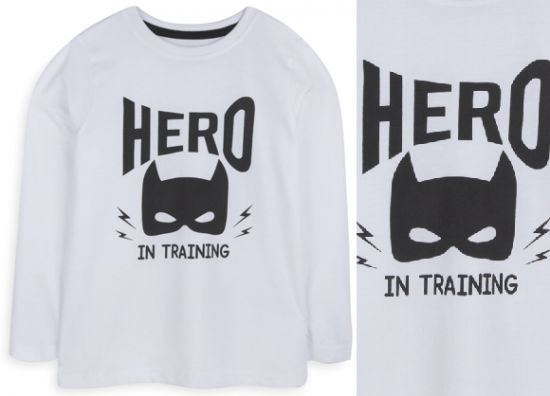 camiseta Batman para niños
