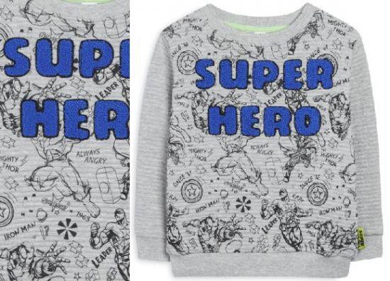 camiseta estampada niños