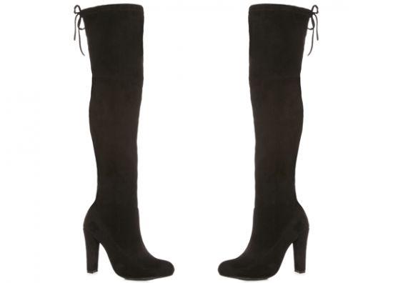 bajo precio 0ca7b 3cc4a Botas de mujer negras de caña alta en tiendas Primark