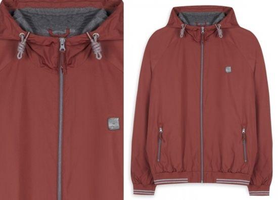 comprar chaqueta roja
