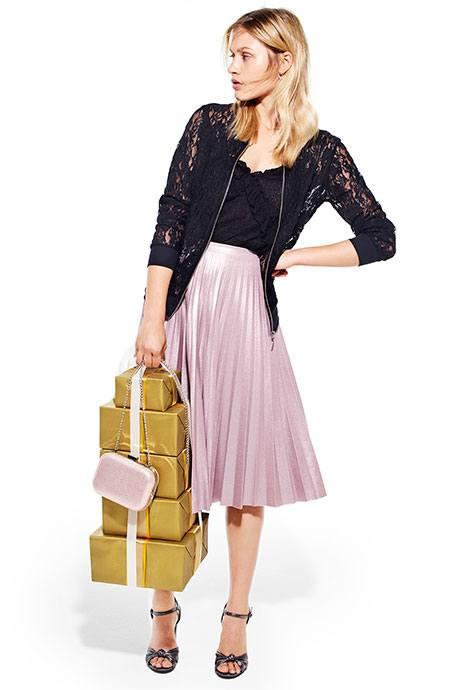 falda para mujer primark
