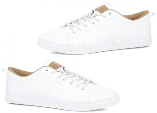 Zapatillas blancas para entrenar
