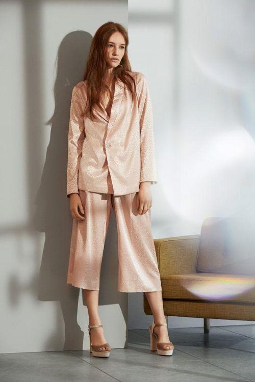 look mujer traje Primark ropa de oficina 2017