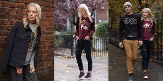 Harry Potter ropa Primark mujer y hombre