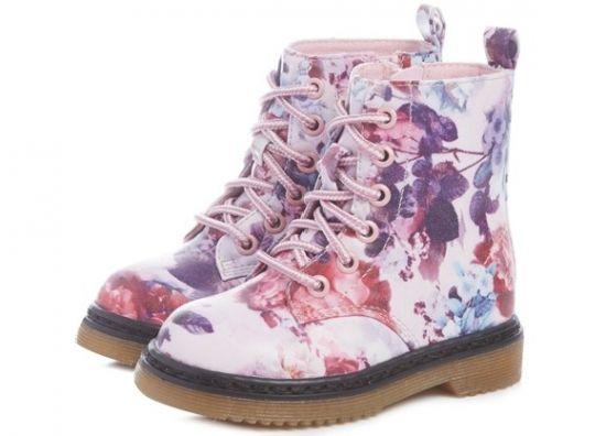 Calzado, Botas para dama estampadas