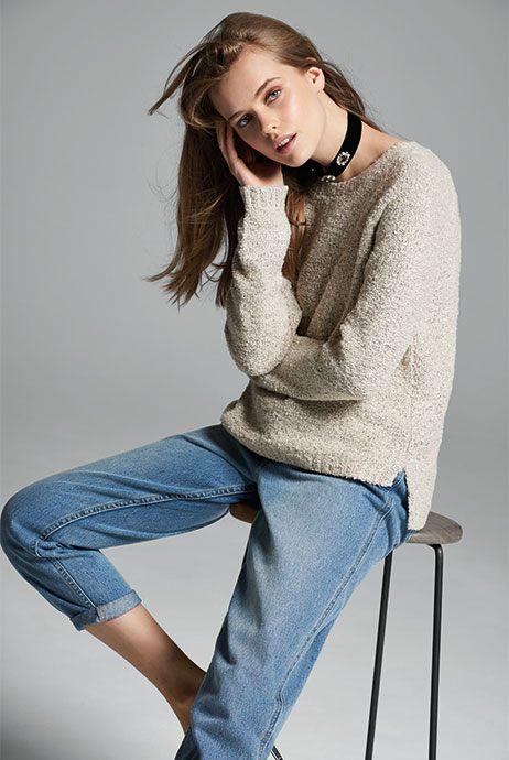 jersey de lana primark