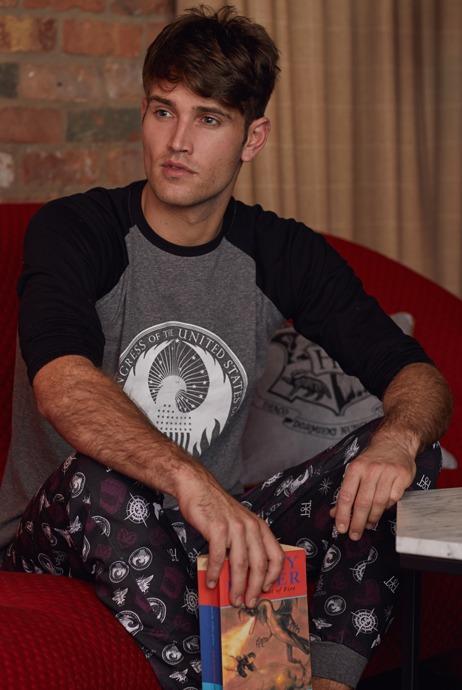 pijama harry potter primark