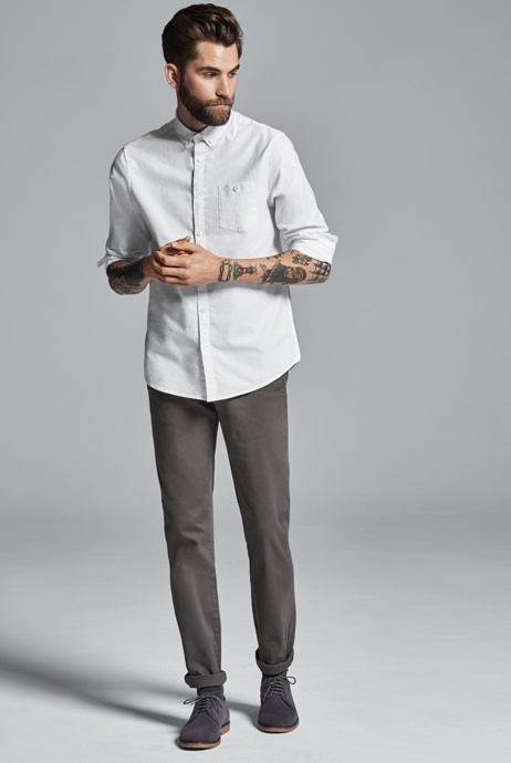 pantalones modernos