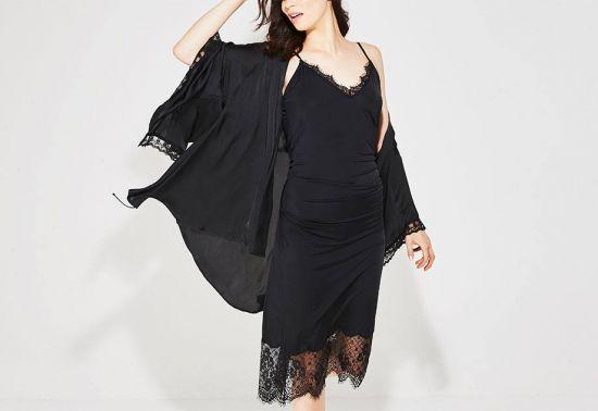 ropa negra primark