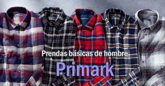 B sicos de invierno para hombre en primark espa a for Oficinas primark madrid