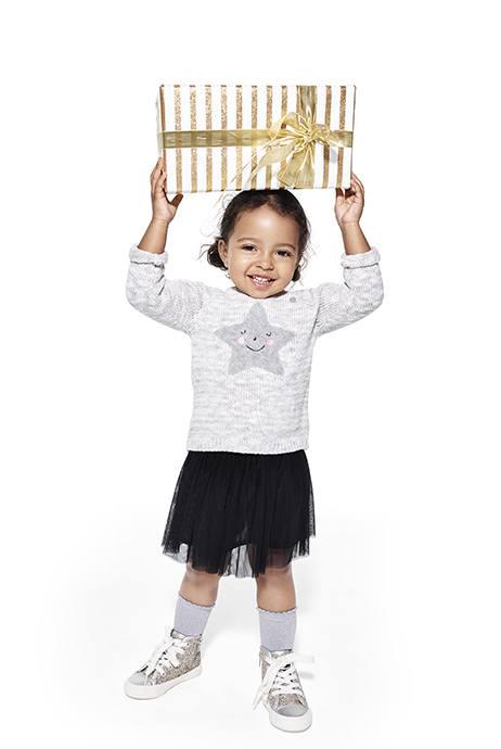 ropa navideña para niñas