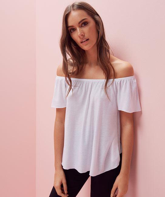 blusas elegantes para mujer