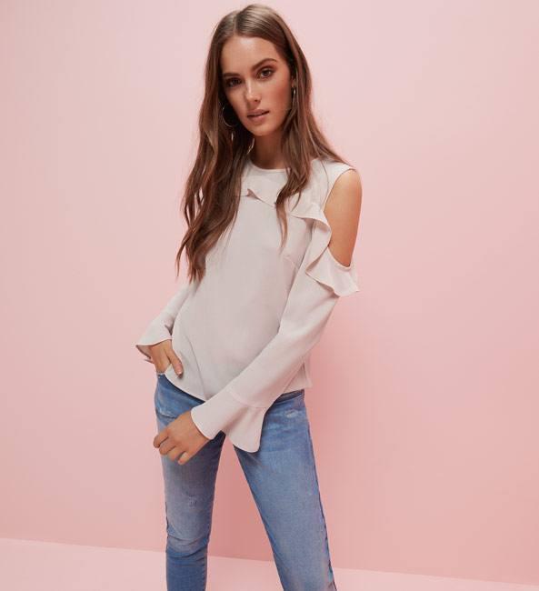 Blusas modernas para mujer