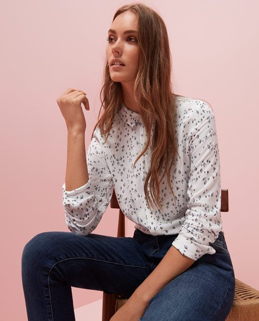 Camisetas manga larga de mujer