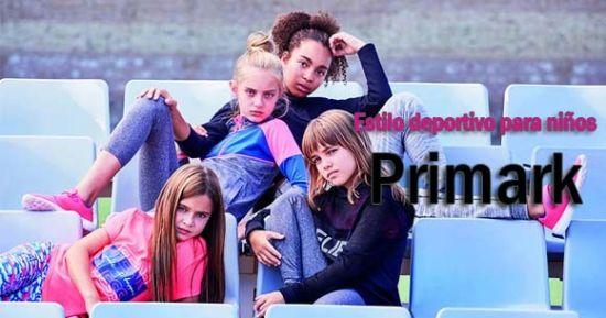 ropa deportiva niños