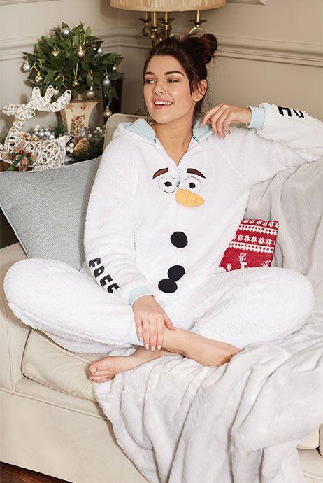 Pijamas invierno Primark