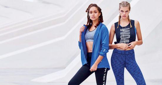 ropa ejercicio Primark mujer
