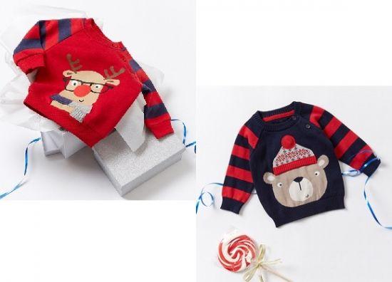 ropa de bebé navidad