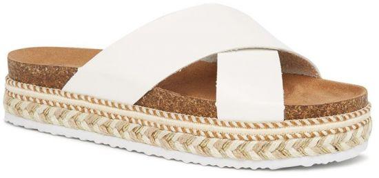 Sandalias con plataforma cuña