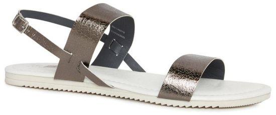 Sandalias planas de mujer