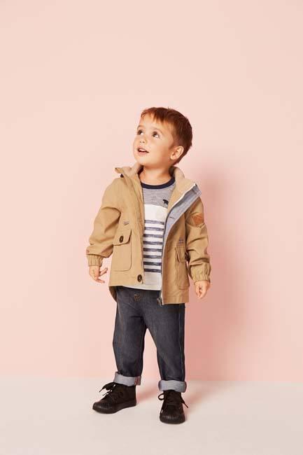 El mejor abrigo de invierno para niño. al mejor precio