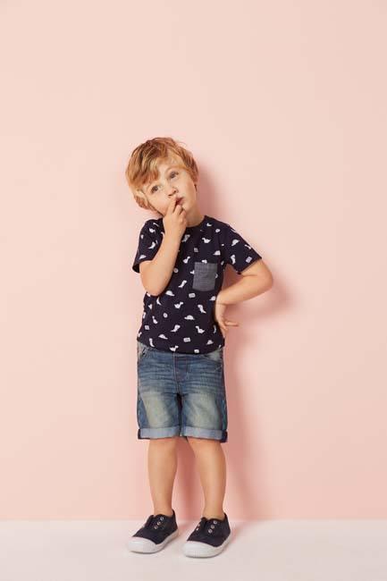 Pantalón vaquero para niño