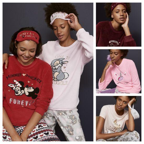 pijamas mujer para invierno