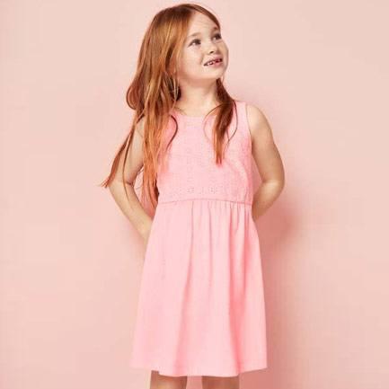 Vestidos para niñas de 5 años