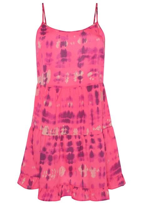 Comprar vestido rosa mujer