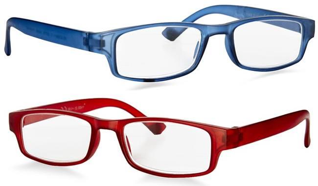Montura de gafas de pasta con las mejores ofertas de Primark