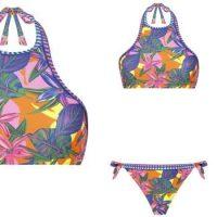 Bikini deportivo de mujer