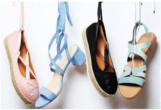 Primark sandalias de verano