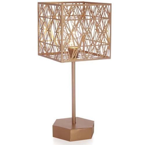 decoracion con lampara