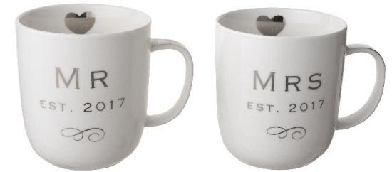 tazas de boda