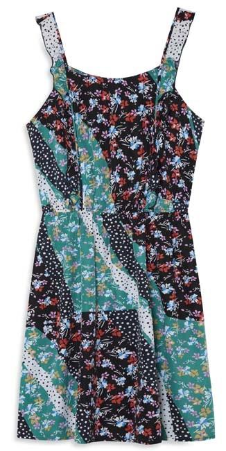 Vestido bicolor de Primark