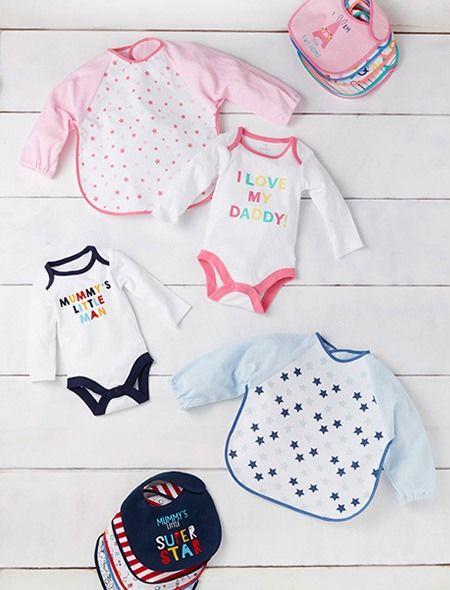 precio de ropa para bebe