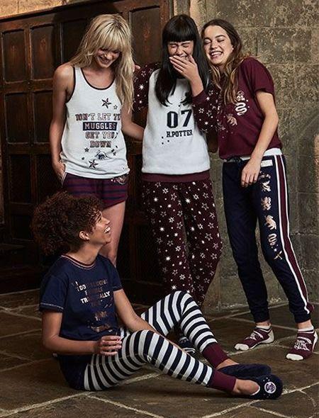 pijamas chulos mujer