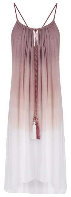 vestido rosa para dama