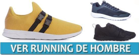 zapatillas de running hombre