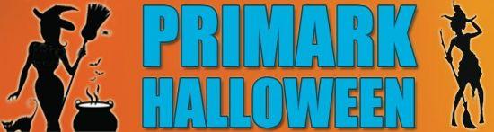 Primark Halloween
