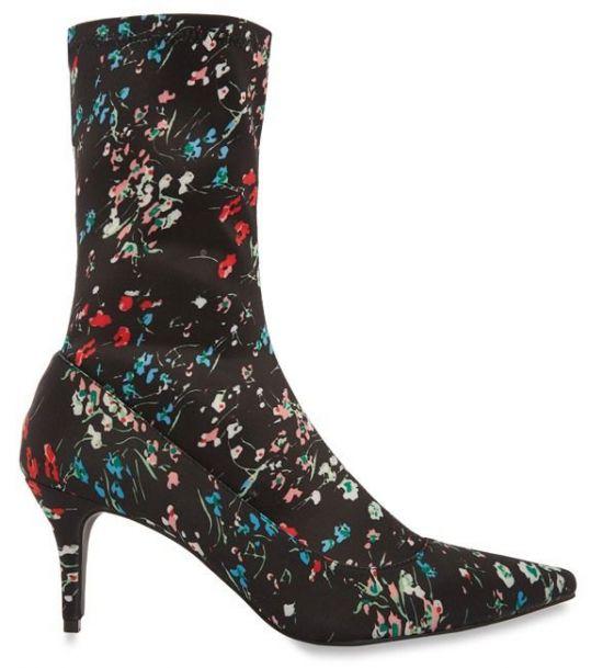 Botas calcetín estampadas