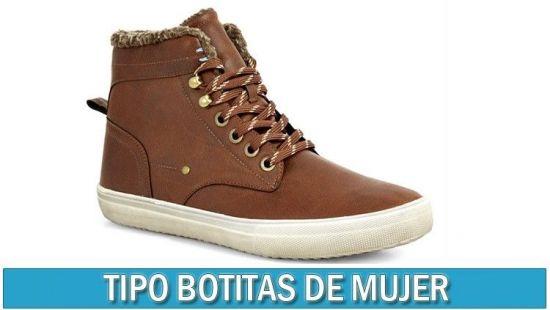Primark zapatillas botitas