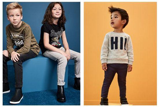 venta ropa para niños