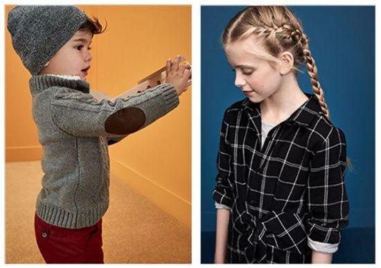 ropa niños online invierno