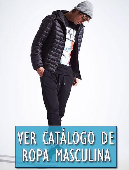 ropa de hombre España