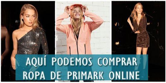 Primark comprar ropa online