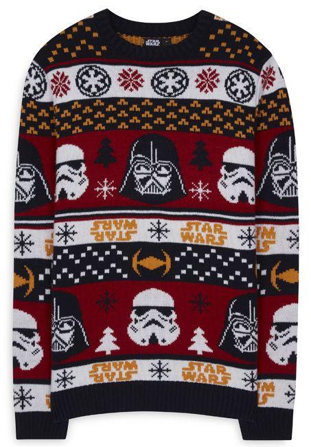 Star Wars Navidad jersey